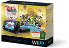 Nintendo Wii U The Legend of Zelda: The Wind Waker HD Deluxe Set 32GB Black Handheld System