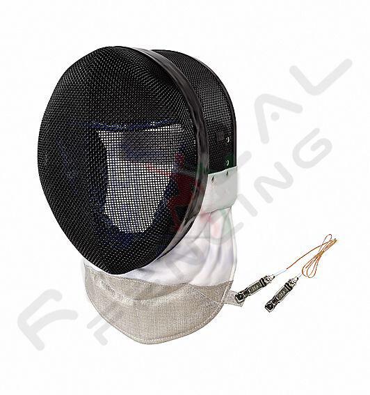 Hoja de máscara FIE esgrima Pbt eléctrica 1600N conductiva babero hecho en la UE-Muchos Tamaños