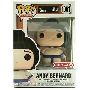 FUNKO POP! #1061 ANDY BERNARD SUMO SUIT THE OFFICE TARGET EXCLUSIVE