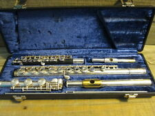 Gemeinhardt Flute B Foot and Piccolo Combo Hard Case with zippered Cover