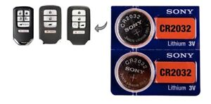 2-Battery-for-Honda-Accord-Civic-Odyssey-smart-remote-key-fob-CR2032