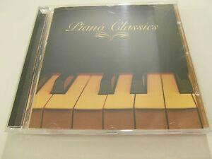 Piano-Classics-CD-Album-Used-Very-Good