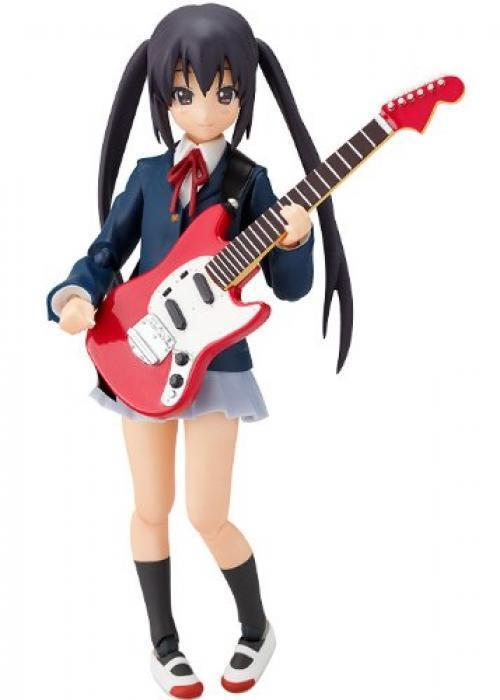 NEW figma 061 K-ON  Azusa Nakano Figure Max Factory F/S