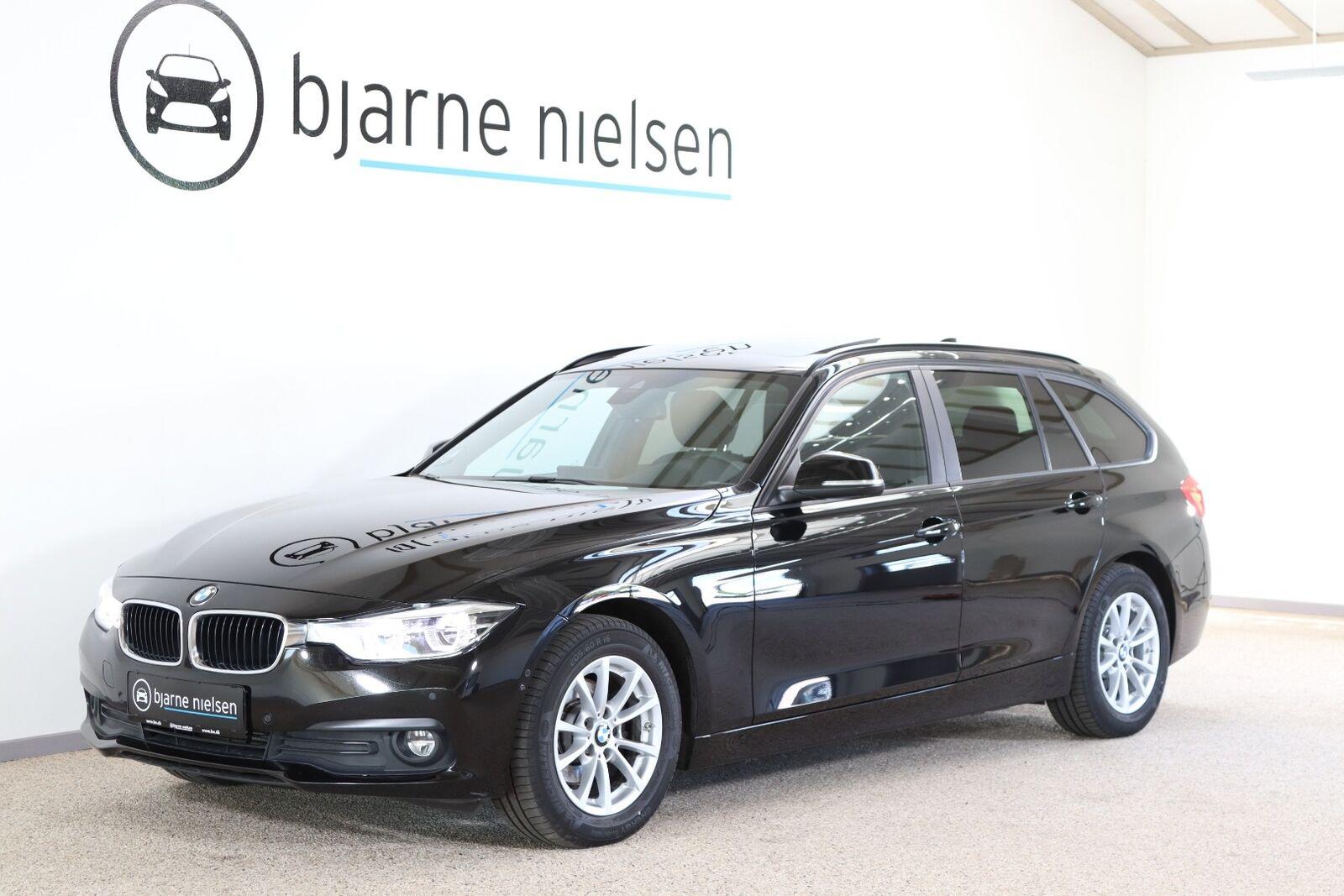 BMW 318d Billede 2