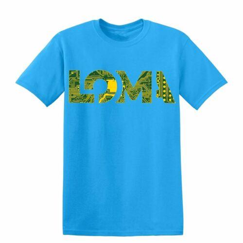 LOMA T-shirt The Matrix Vasyl Lomachenko Mens T shirt WBC Boxing Champion