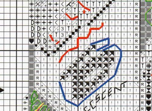 Aida Berlinwork JONQUILLES FLEUR sous-verres Compté Cross Stitch Kit ou graphique