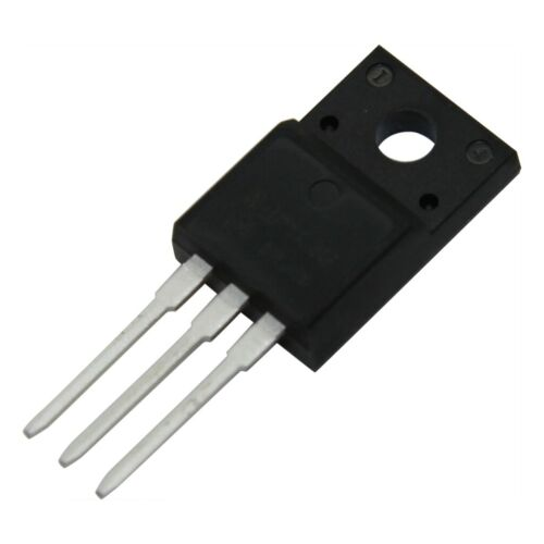 2x STP9NK60ZFP Transistor N-MOSFET unipolaire 600 V 4.4 A 30 W TO220FP