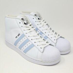 adidas-Pro-Model-Shell-Toe-White-Easy-Blue-BW1341-Basketball-UNC-Carolina-Retro