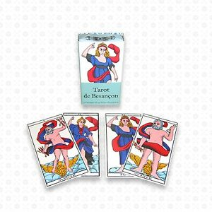 Mini-Tarot-de-Besancon-de-style-ancien-Nicolas-Conver-Marseille-mythologique