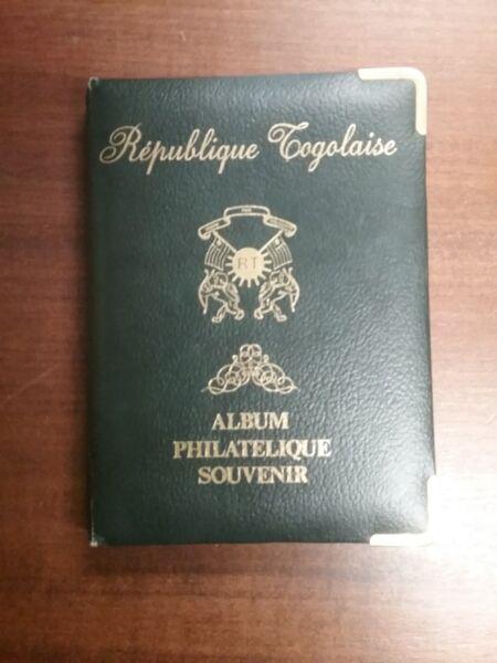 Album Filatelico Togo