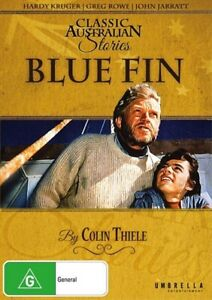 Blue-Fin-DVD-BRAND-NEW-SEALED