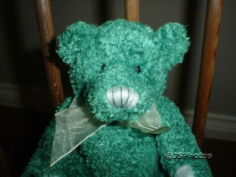 Ganz Christmas Holiday 8 Inch Scented Scented Scented verde Teddy Bear TBXH 2001 088dd7
