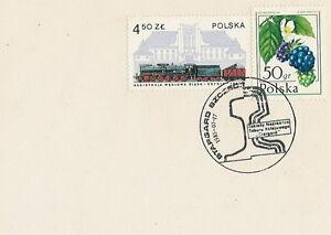 Poland-postmark-STARGARD-railway-repair-facilities