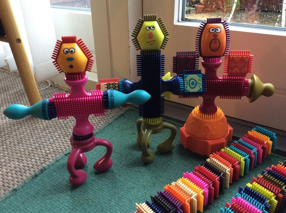 Klodser, Stackadoos samleklodser, B toys