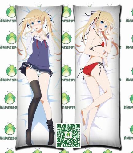 Saekano Eriri Spencer Sawamura LR008 Anime Dakimakura body pillow case cover