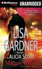 Maggie's Man by Lisa Gardner (CD-Audio, 2014)