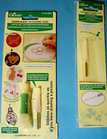 Embroidery Stitching Tool Set Or Needle Refill Your Choice Clover