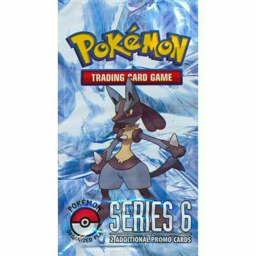 POP Pokemon Organized Play POKEMON Series 6 Booster Pack Sealed
