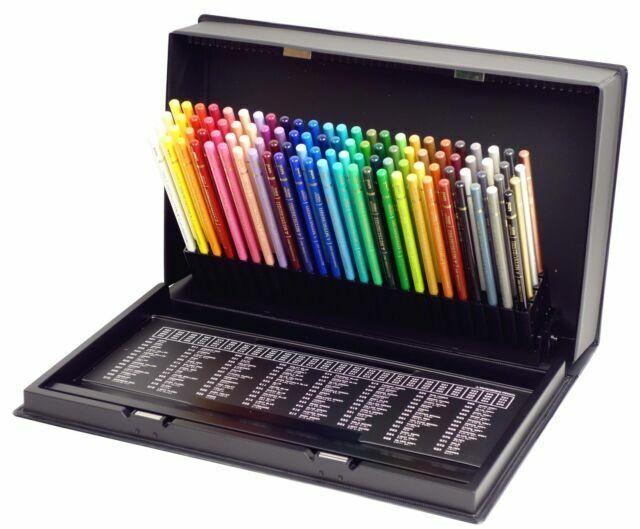 Mitsubishi Pencil Uni Colored Pencils 100 Colors Set UC100C