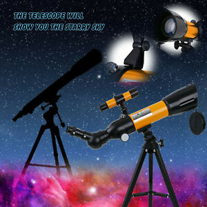 36050N Students And Children Small Monocular Telescope High-quality Entry