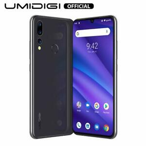UMIDIGI A5 PRO Telephone Portable Debloqué 4G 5150mAh Octo-Core 32 Go 4 Go Noir
