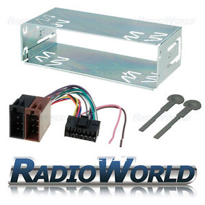 S L on Kenwood Car Stereo Wiring Harness Adapter
