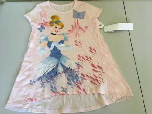 XL NWT Disney Store Parks Girls Shirt Top Cinderella  L