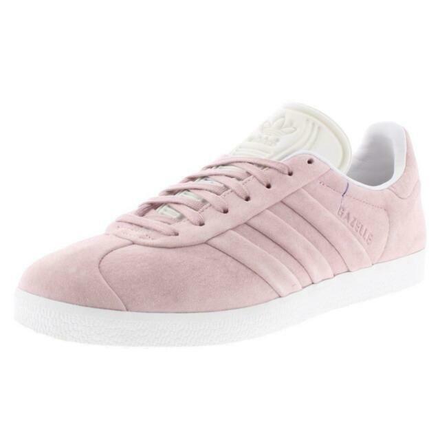 Size 6 - adidas Gazelle Stitch and Turn Wonder Pink
