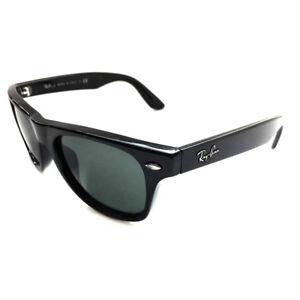 91ddd4b1db9 Details about Ray-Ban Junior Sunglasses 9035 100 71 Black Green