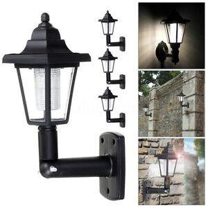 4-x-ad-Energia-Solare-Lanterna-da-Muro-Lampada-LED-Giardino-Esterno-Recinto