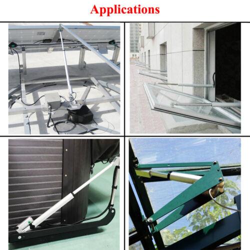 US Heavy Duty 1500N Linear Actuator Mounting Bracket 12V DC Motor Car Auto Lift