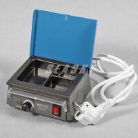 Dental Analog Wax Dipping Pot 3-well Wax Heating Heater Melter Sent From The Usa