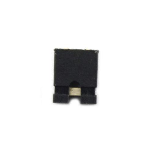 100pcs 2.54mm Jumper Cap Mini Jumper Short Circuit Cap Connection 2.54mm HGG/_jMA