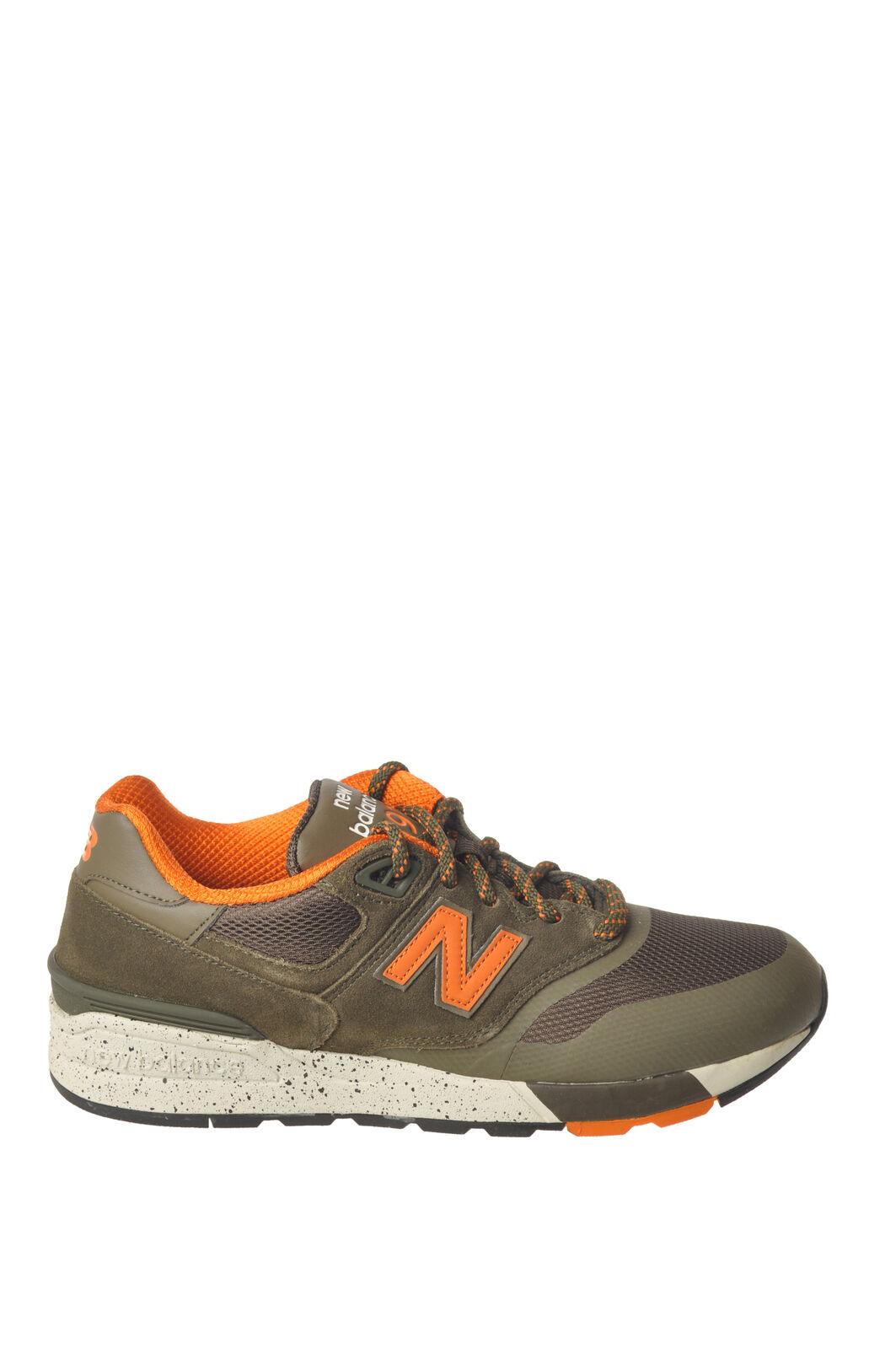 nouveau   - chaussures-Lace Up - Man - vert - 5774814G191302