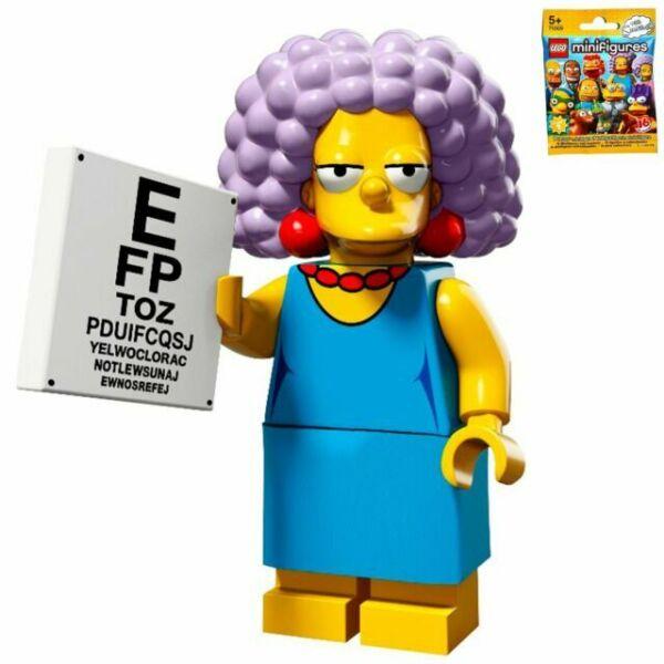 Serie 2 Lego Simpsons Minifiguren 71009 Vitrinenstücke unbespielt
