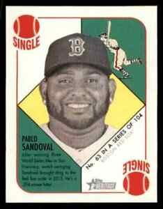2015-TOPPS-HERITAGE-039-51-MINI-BLUE-BACK-PABLO-SANDOVAL-RED-SOX-63-PARALLEL