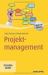 Projektmanagement-von-Litke-Hans-D-Kunow-Ilonka-Buch-Zustand-gut