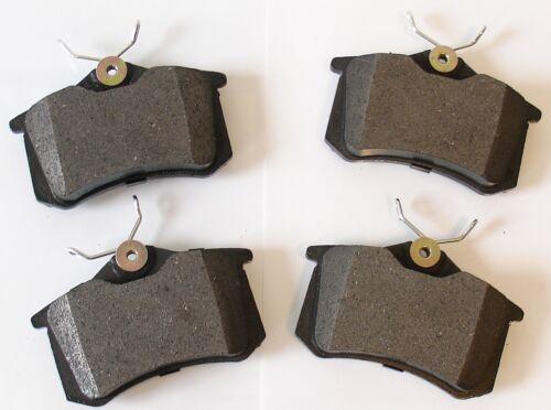 MERCEDES CLASSE A w169 a 180 CDI Freni Rivestimenti Pastiglie dei freni posteriore
