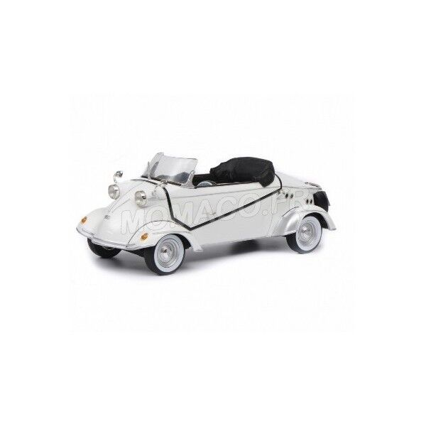 Schuco 450014900-messerschmitt fmr tg 500 tiger roadster white 1 18