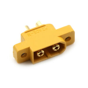 XT60E-M-Mountable-XT60-Male-Plug-Connector-For-RC-Models-Multicopter-EB