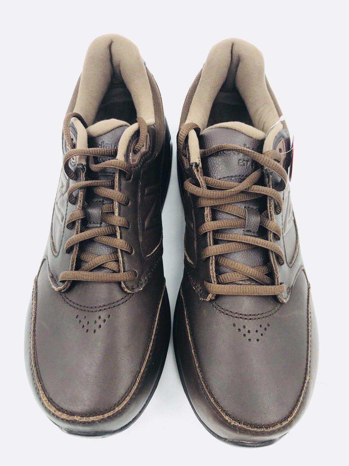New Balance 925 Braun Walking Schuhes   - Herren Größe 7.5 4E -  New 812070