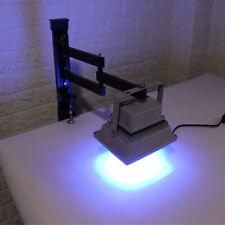 Screen Printing Exposure Unit Led Ultraviolet Light Desktop Foldable Rotary