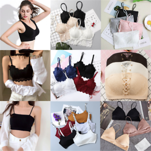 Women-Sexy-Crop-Top-Bra-Floral-Vest-Bralet-Camisole-Tank-Tops-Bralette-Bustier