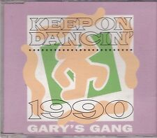 Garys Gang-Keep On Dancing cd maxi single