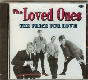THE-LOVED-ONES-THE-PRICE-FOR-LOVE-CD-NEW