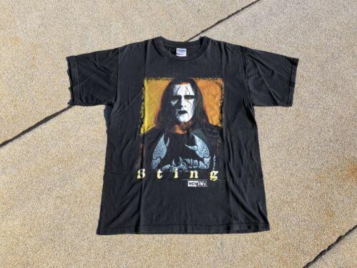 VTG 90s WCW Sting Wrestling NWO Scorpion T-Shirt B