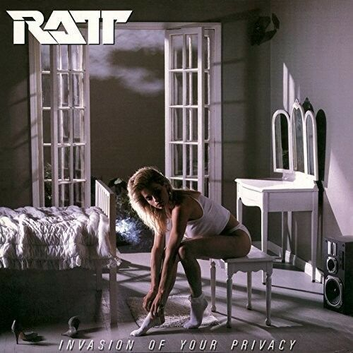 Ratt - Invasion of Your Privacy [New CD] Ratt - Invasion of Your Privacy [New CD