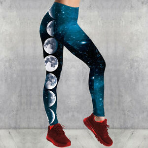 d97a0dd9dbdba2 Womens 3D Push Up Leggings Water Droplets Print Anti Cellulite ...