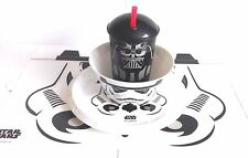 Star Wars 4 Piece Child's Dinner Set - Plate, Place Mat, Bowl, Cup