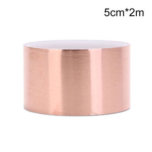 5cm-x-2m-adhesive-copper-foil-tape-shielding-heat-resist-for-electric-guitar-YK